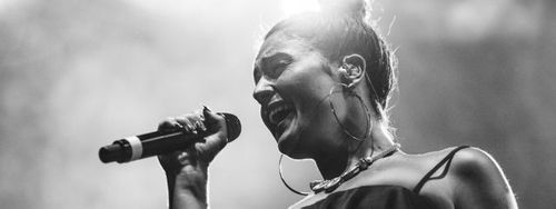 Jessie Ware @ Longitude Festival
