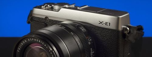Deconstructing the picture of my new Fuji X-E1