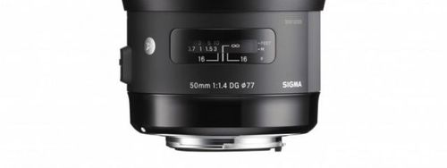 A new 50mm from Sigma