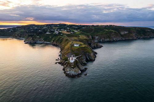 Howth Lighthouse, Ireland