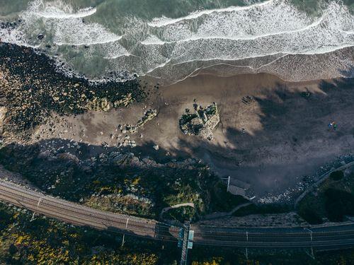 Killiney Beach, Ireland