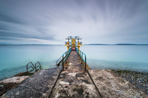 Blackrock Diving Tower, Galway, Ireland